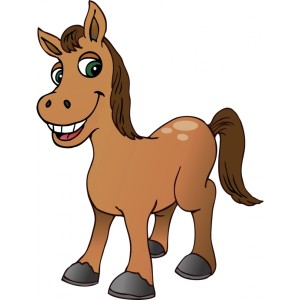 disegno-piccolo-cavallo-colorato-600x600